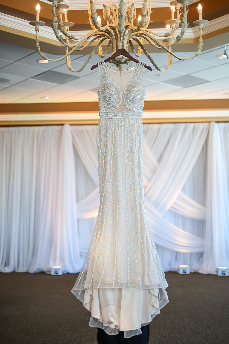 Vibrant purple and pink st pete wedding inspiration for Wedding dress rental tampa
