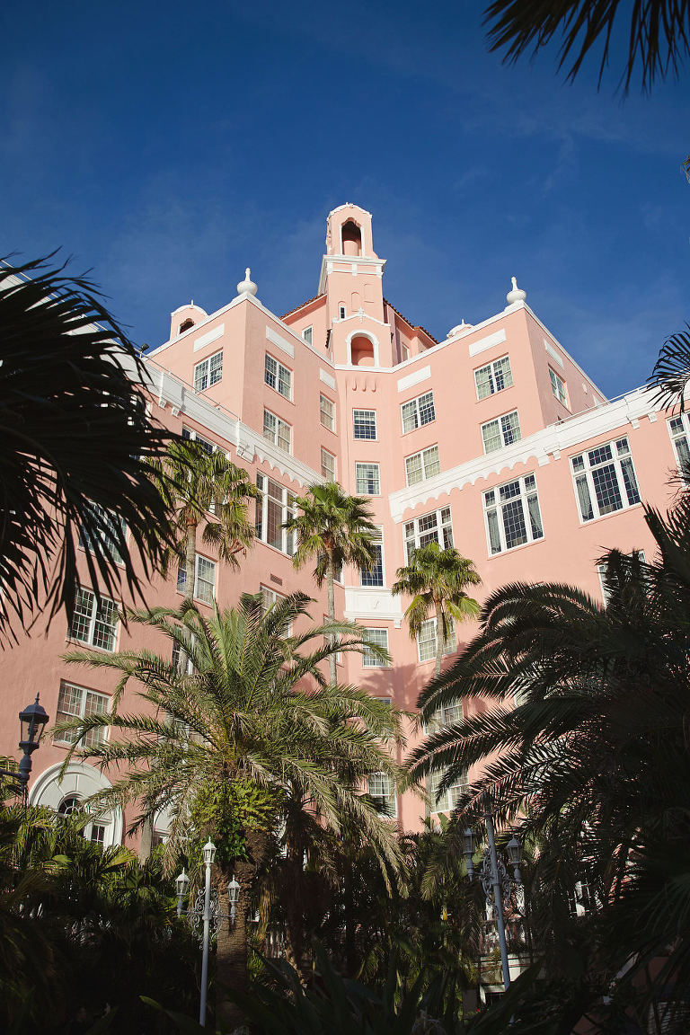 Historic Waterfront Hotel St. Pete Beach Wedding Venue The Don CeSar