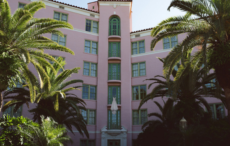 Historic Downtown St. Pete Hotel Wedding Venue Vinoy Renaissance
