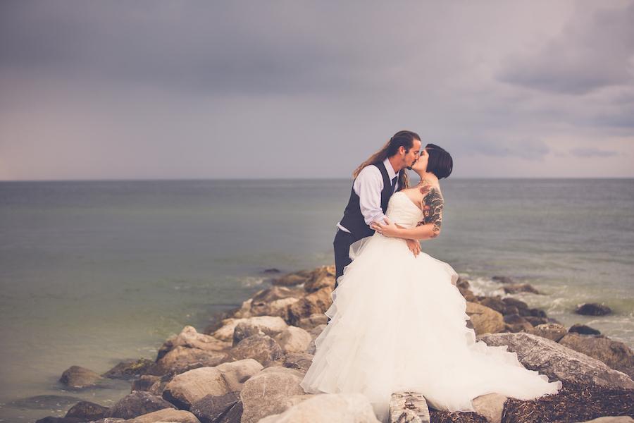 Tampa Bay Beach Wedding and Boudoir Portrait Photographer | Luxe Light Photography Boudoir and Weddings