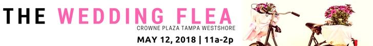 Wedding Flea Tampa Bridal Show May 2018