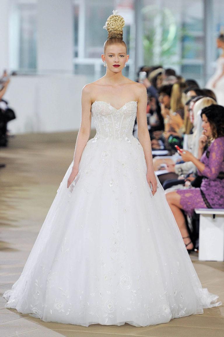Ines di Santo Lucy Ballgown Wedding Dress, Bridal Spring 2018, New York, April 2017 | Tampa Bridal Shop Isabel O'Neil Bridal