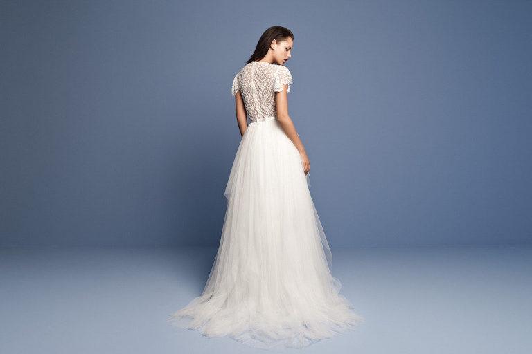 Daarlarna Couture: OCN404 Beaded Wedding Dress | The Bride Tampa