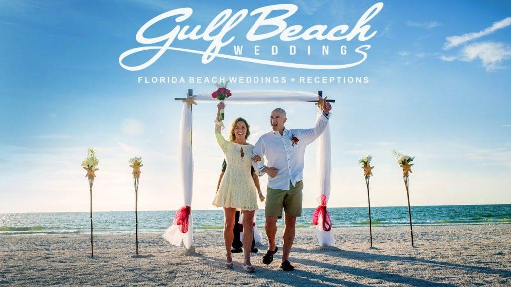 Gulf Beach Weddings | Destination Wedding in Florida