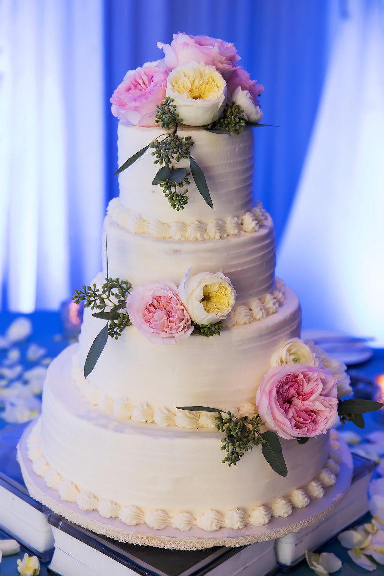 Elegant Blush Pink Florida Destination Wedding Hilton Clearwater