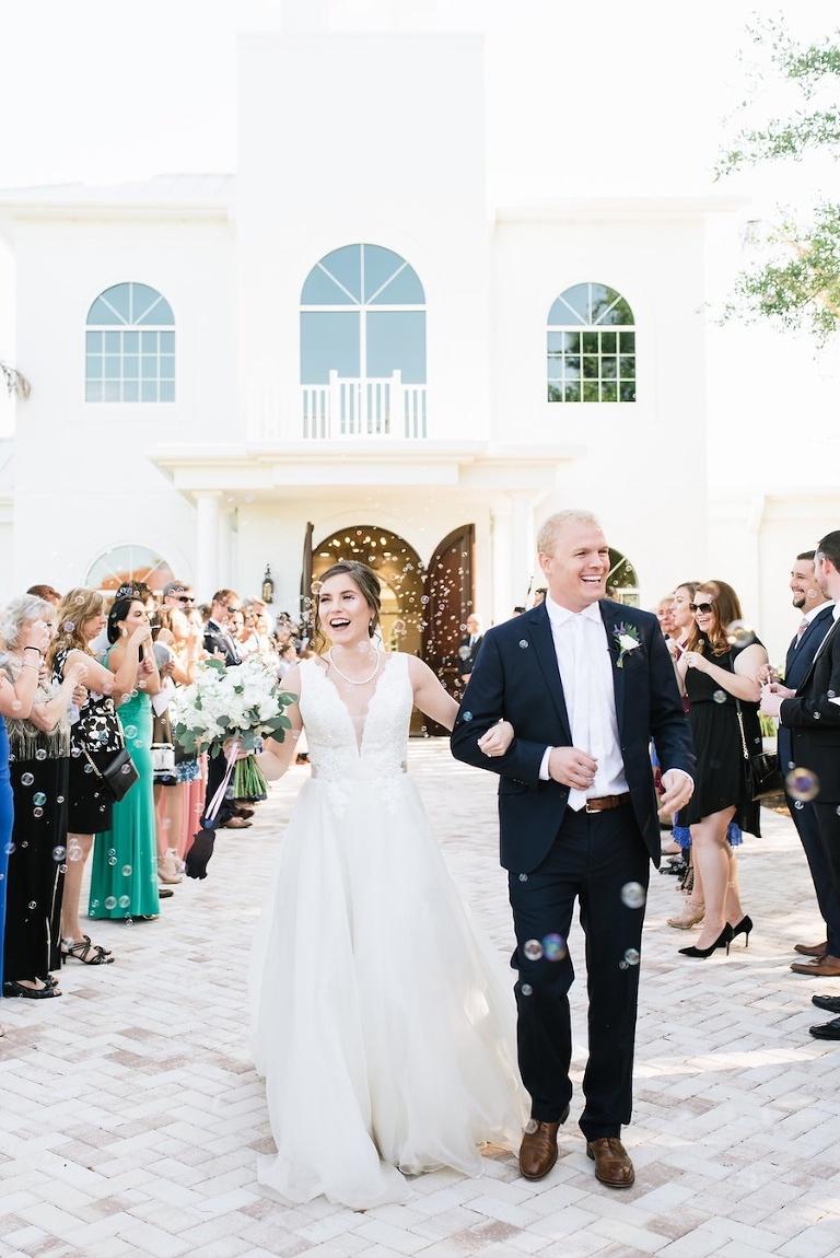 Safety Harbor Wedding Ceremony Venue | Harborside Chapel Tampa Bay Wedding Ceremony Venue