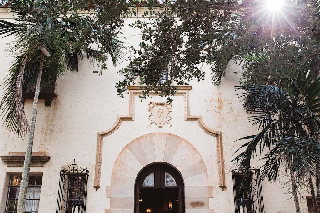 Sarasota Historic Wedding Venue Powel Crosley Estate