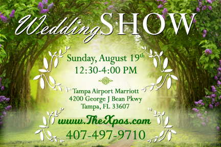 TheXpos Wedding Show August 2018