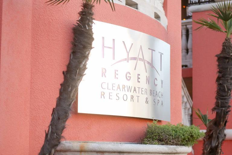 Waterfront Tampa Bay Hotel Wedding Venue Hyatt Regency Clearwater Beach