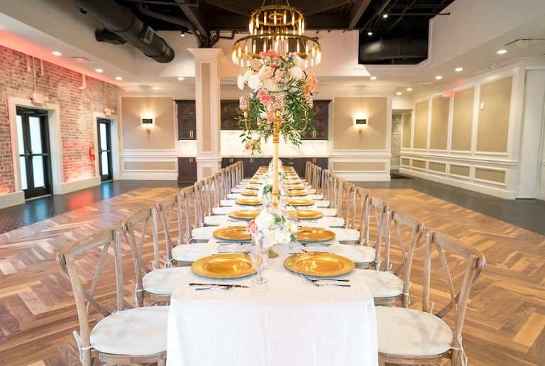 Downtown St. Pete Wedding Venue and Event Space   Red Mesa Events   La Florida Ballroom