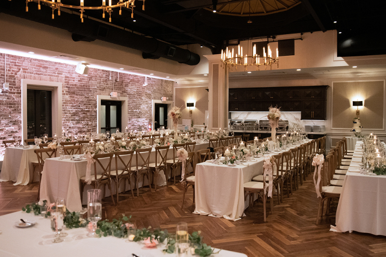 Red Mesa Events   Downtown St. Pete Wedding Reception