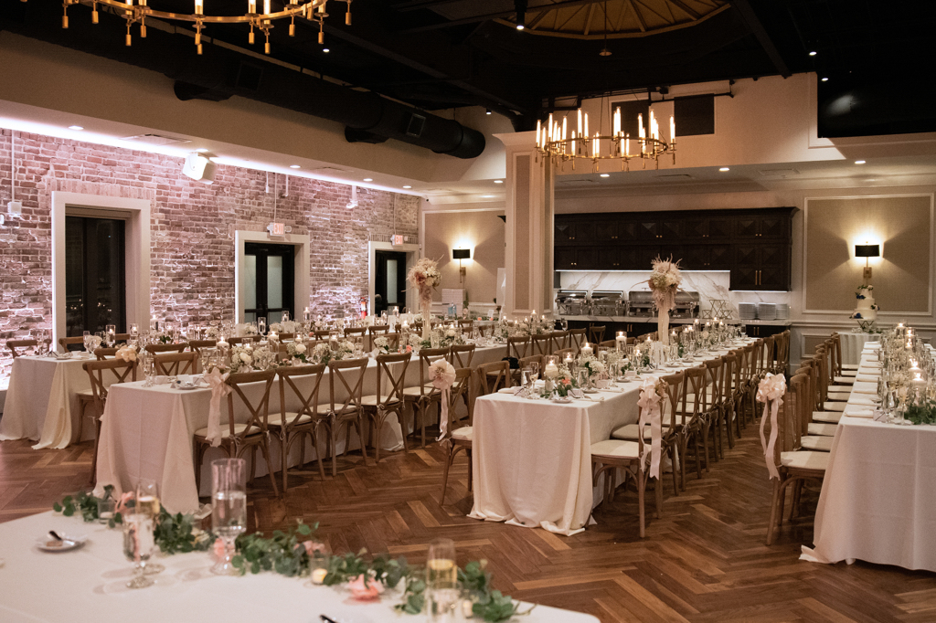 Red Mesa Events | Downtown St. Pete Wedding Reception