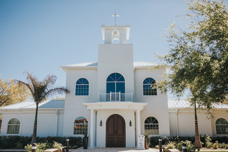 Clearwater Wedding Ceremony Venue Harborside Chapel