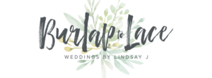Tampa Bay Wedding Planner | Burlap and Lace Weddings