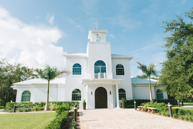 Clearwater Wedding Ceremony Venue Harborside Chapel | Clearwater Beach Photographer Kera Photography
