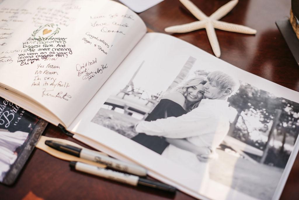 Wedding Reception Photo Album Guestbook