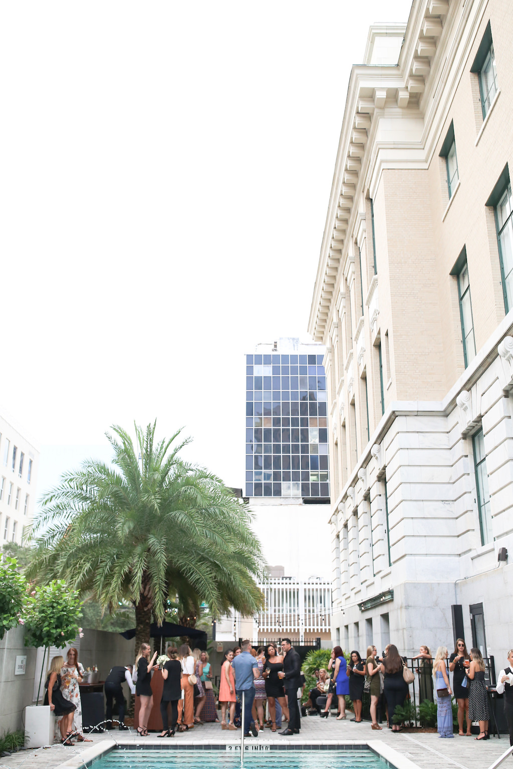 Historic Downtown Wedding Venue Le Meridien   Marry Me Tampa Bay and Isabel O'Neil Bridal Fashion Runway Show 2018   Tampa Wedding Photographer Lifelong Photography Studios