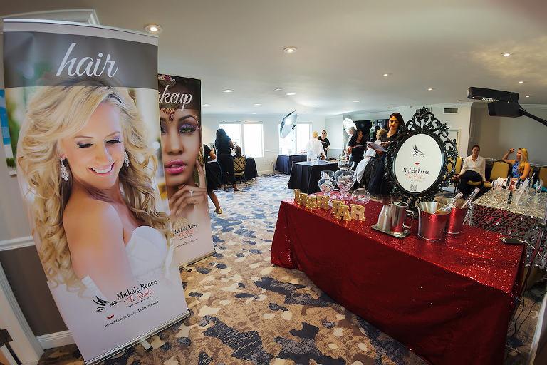 Tampa Bay Wedding Hair and Makeup Michele Renee The Studio | Venue Hyatt Regency Clearwater Beach
