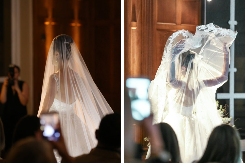 Creative Under Veil Bridal Portrait   Marry Me Tampa Bay and Isabel O'Neil Bridal Fashion Runway Show 2018   Tampa Wedding Photographer Lifelong Photography Studios