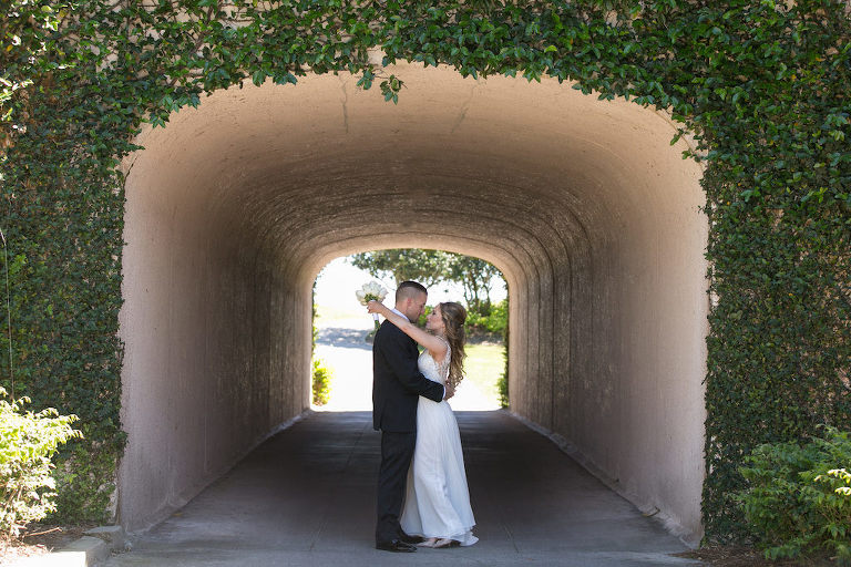Elegant Black And White Sarasota Country Club Wedding