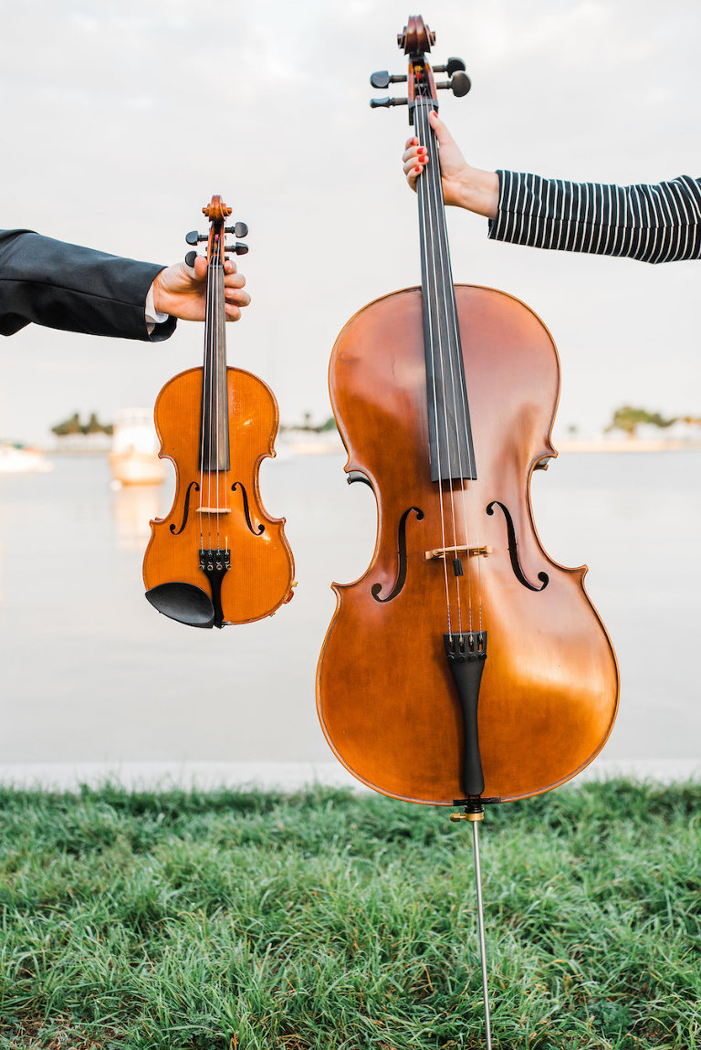 Tampa Bay Wedding Musician | Sunset Strings