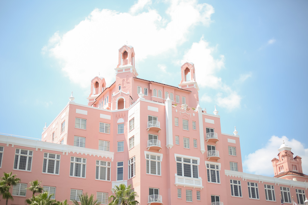 Historic Don Cesar Hotel Wedding Venue on St. Pete Beach | St. Petersburg Photographer Lifelong Photography Studios | Marry Me Tampa Bay Before 5 Networking Event