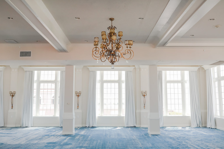 Renovated Ballroom at the Don Cesar Hotel Wedding Venue on St. Pete Beach | St. Petersburg Photographer Lifelong Photography Studios | Marry Me Tampa Bay Before 5 Networking Event
