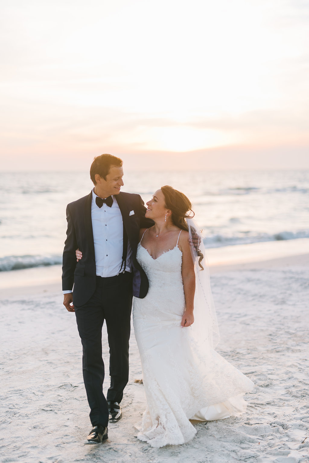 33323dde9c Florida Outdoor Beach Sunset Bride and Groom Wedding Portrait | Tampa Bay  Photographer Kera Photography | St. Pete Beach Wedding Venue Tradewinds  Island ...