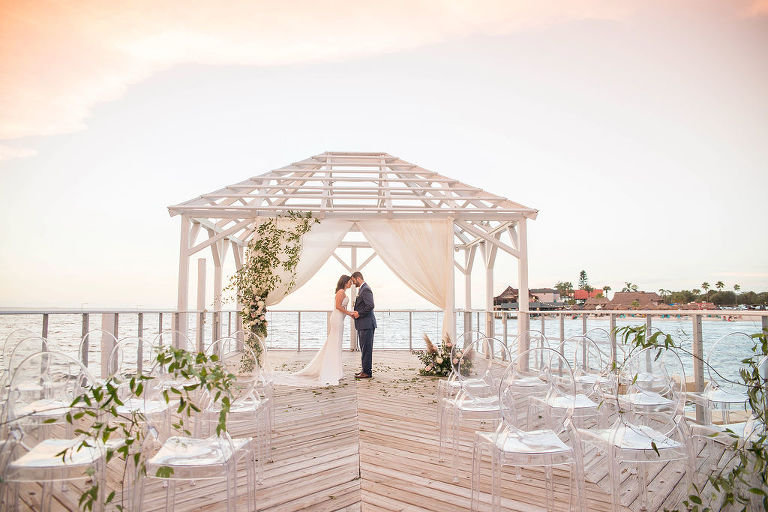 Waterfront Tampa Bay Hotel Wedding Venue The Godfrey