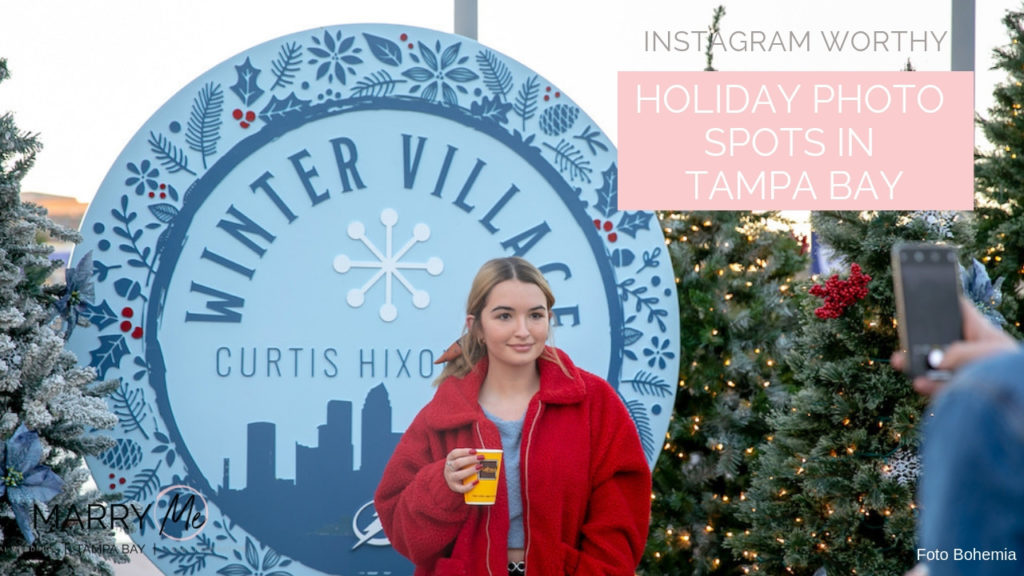 Instagram Worthy Holiday Photo Spots in Tampa Bay