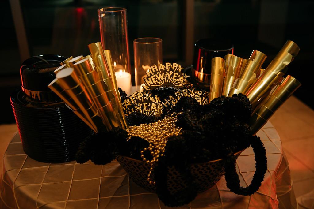 Elegant, Timeless New Year's Eve Wedding   Downtown St. Pete Wedding Venue the Mahaffey Theatre