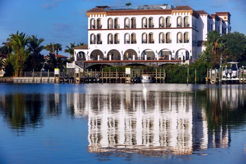 St. Pete Beach, Florida Wedding Venue   The Hotel Zamora