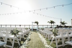 Rooftop St. Pete Beach, Florida Wedding Venue | The Hotel Zamora