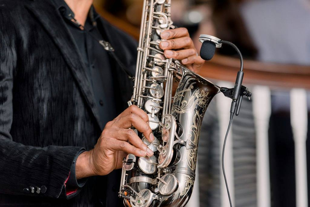 Tampa Bay Wedding Entertainment | Live Saxophone at Weddings in Tampa Bay