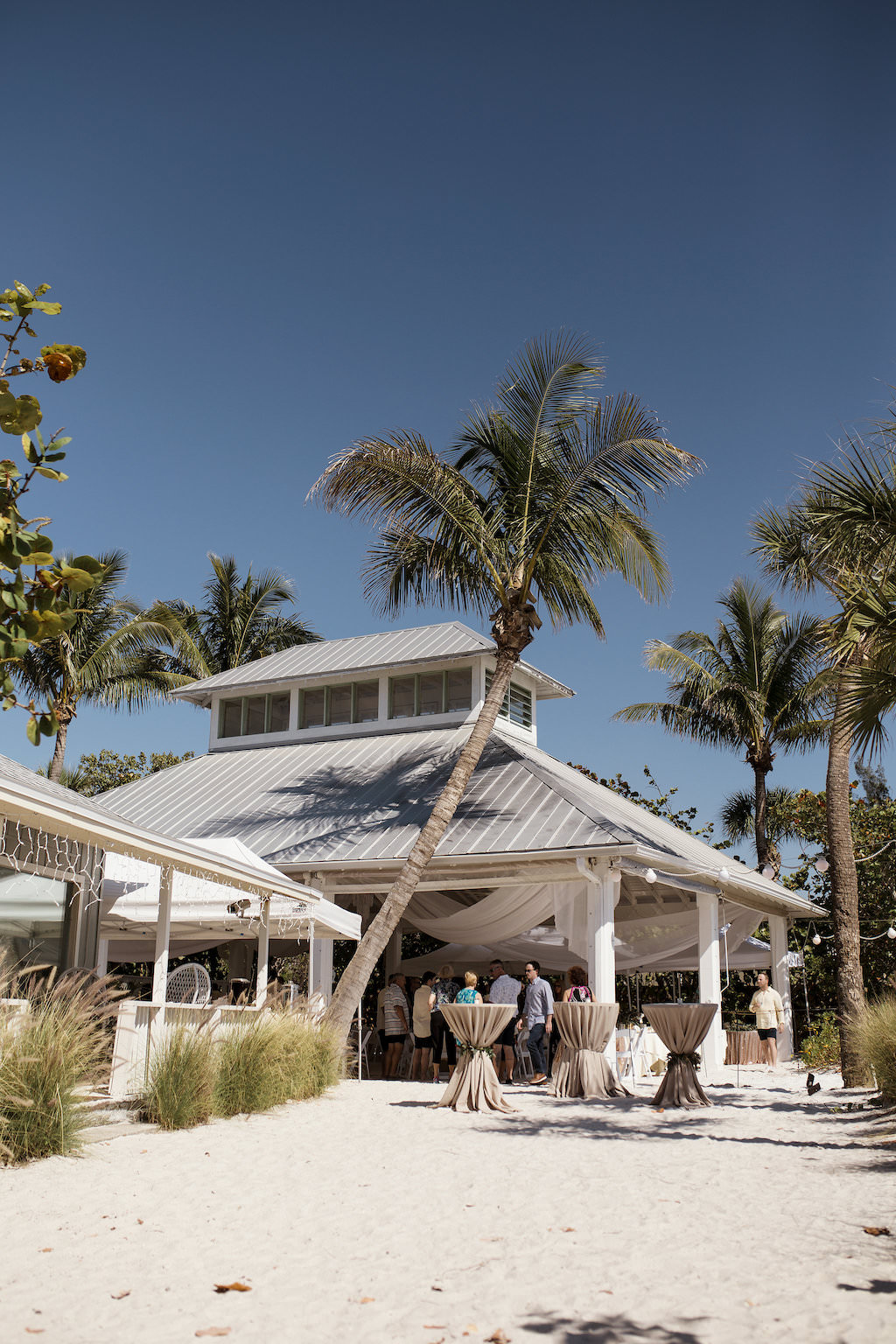 Sarasota Beachfront Wedding Venue Sandbar Waterfront Restaurant