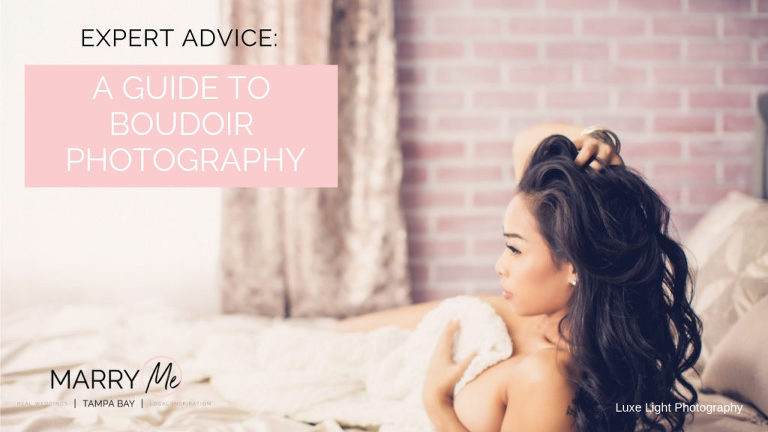 Expect Advice: A Guide to Boudoir Photography | Tampa Bay Wedding Photographer Luxe Light Photography