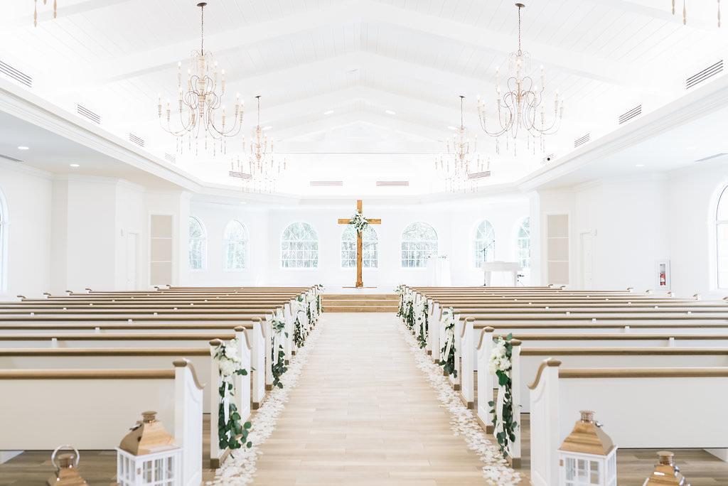 Harborside Chapel Tampa Bay Wedding Ceremony Church Venue