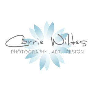 Tampa Wedding Photographer, Carrie Wildes Photography, Carrie Wildes Logo