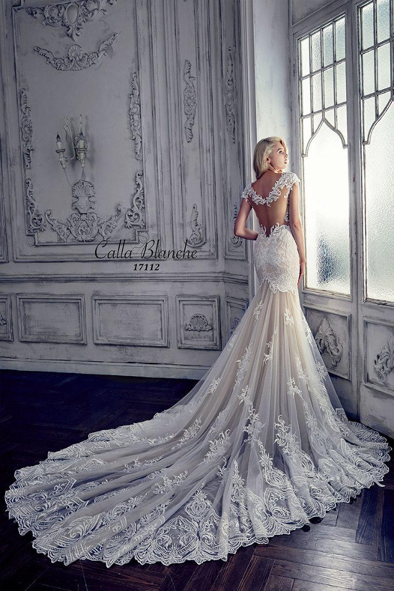 Leia by Calla Blanche| Tampa Bay Bridal Show Nikki's Glitz and Glam