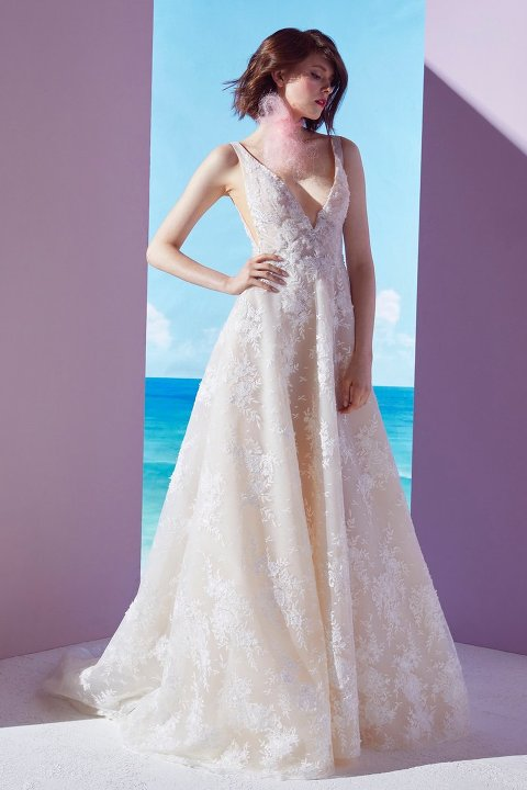 Beckette by Ines di Santo | Tampa Bay Wedding Dress Bridal Shop Isabel O'Neil