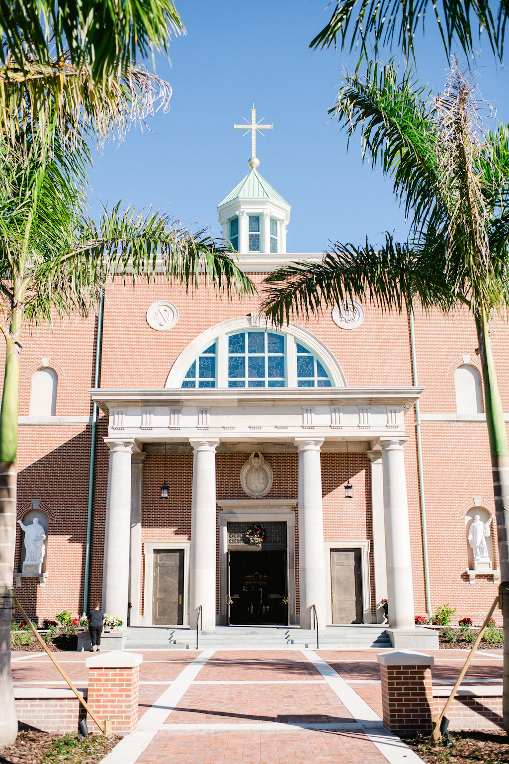 The Chapel of the Holy Cross (Jesuit High School)