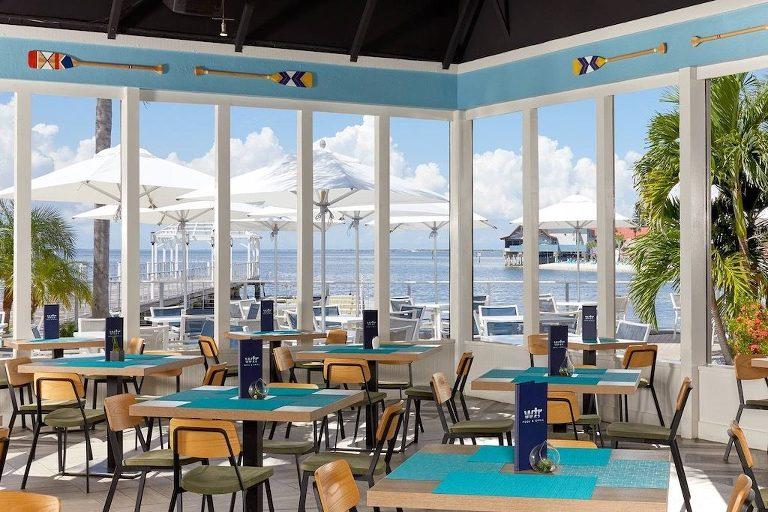 The Godfrey Hotel & Cabanas Tampa WTR Restaurant