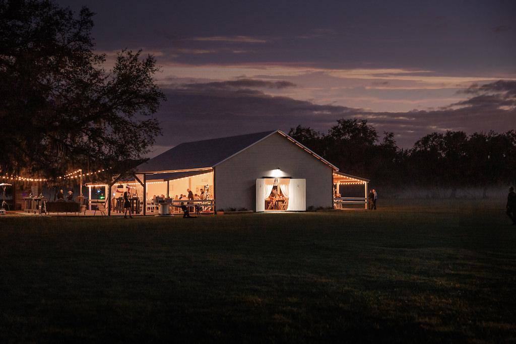 Exterior of The Orange Blossom Barn in near Tampa Bay ...