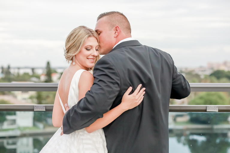 Florida Bride and Groom Wedding Portrait | Tampa Bay Wedding Photographer Lifelong Photography Studios