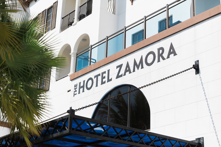 Boutique St. Pete Beach Wedding Venue Hotel Zamora