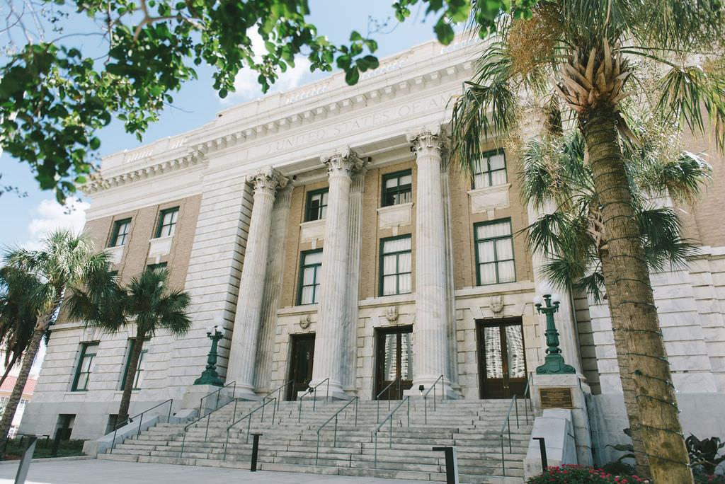 Historic Downtown Tampa Hotel Wedding Venue Le Meridien   Photographer Kera Photography