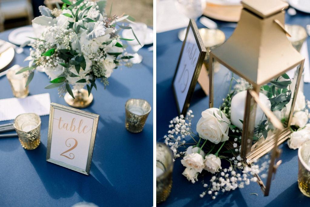 Elegant Vintage Inspired Outdoor Wedding Decor And Reception