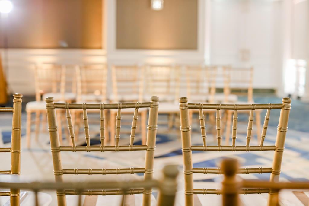 Gold Chiavari Chairs   Tampa Bay Wedding Photographer Lifelong Photography Studios