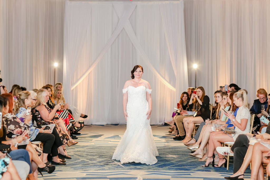 Romantic, White, Mermaid Style, Sweetheart Neckline, Fitted Bodice, Lace Wedding Dress   Truly Forever Bridal   The Ritz Carlton Sarasota   Tampa Bay Wedding Photographer Lifelong Photography Studios   Planner NK Weddings