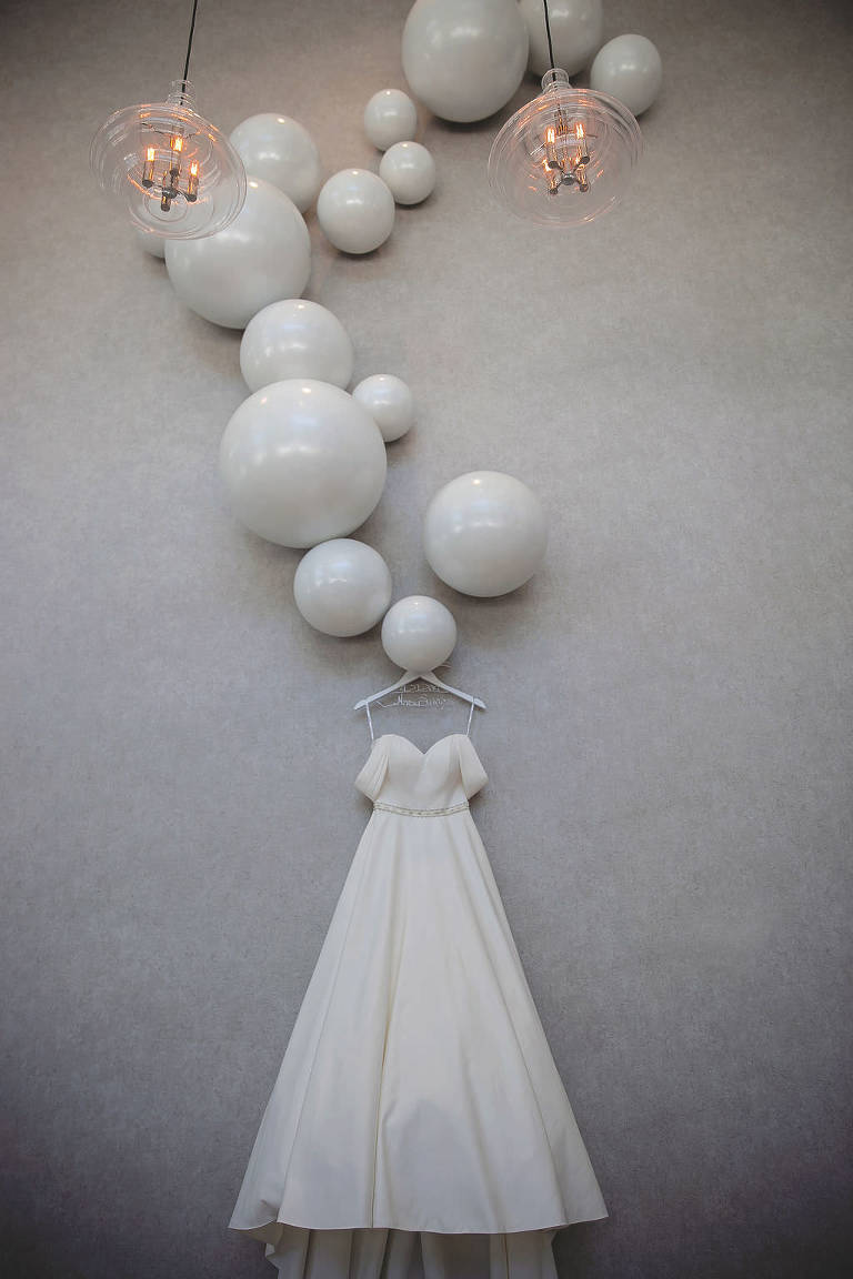 Classic White A-Line Wedding Dress, Off the Should Sleeves, Sweetheart Neckline, Beaded Waist Detailing